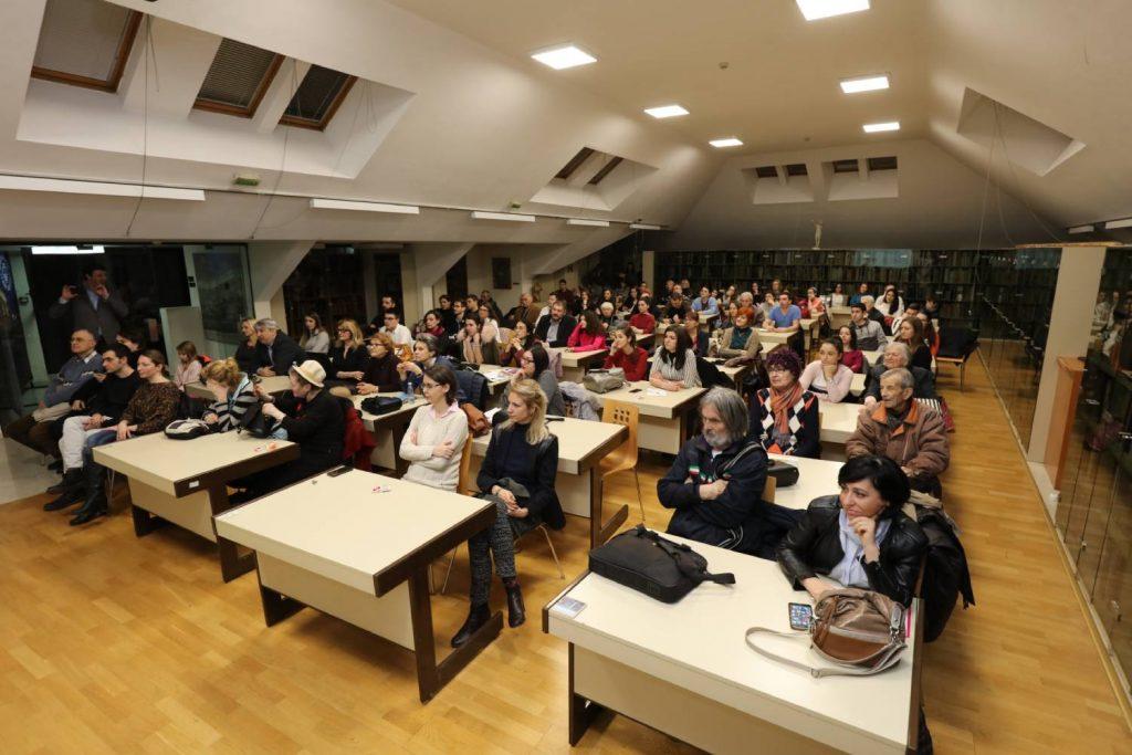 Karavan kulture govora Beograd