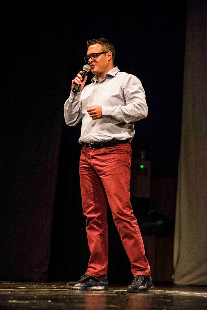 Edukativna predstava u tri čina - Pozorište Pinokio, Beograd, 2018.
