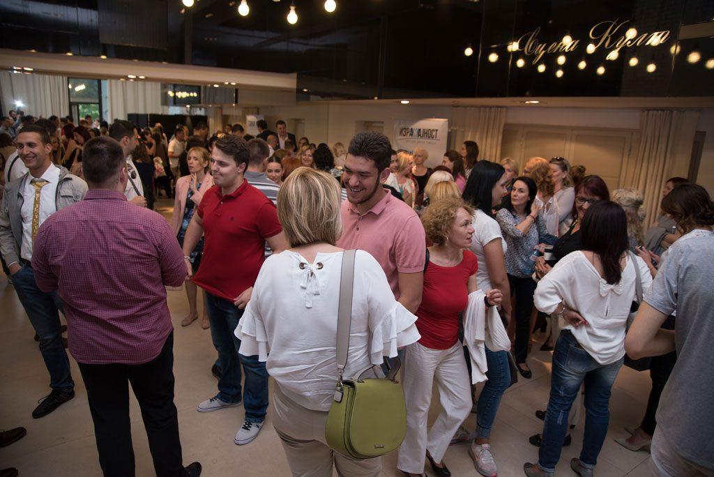 """Edukativna predstava u tri čina """"IZRAZI SE"""" - UK VUK, Beograd, 2018."""